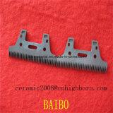 Черно-белый Zro2 керамические режущий нож с стрижки и бритья
