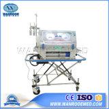 Neugeborener Transport-Inkubator des Baby-Hb2000 mit doppel-wandiger Acrylglas-Haube