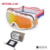 De in het groot Glazen van de Zon van de Zonnebril van de Motorfiets van het Bewijs van het Stof en van de Wind van Beschermende brillen Motorcross Beste