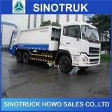 아프리카를 위한 Sinotruk 6X4 30ton 쓰레기 트럭