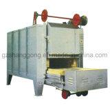 Balance de la Calefacción Calentador de cerámica de recubrimiento Trolley Horno