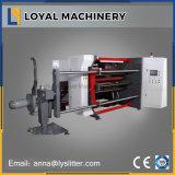 Película Mylar máquina de corte longitudinal de Alta Velocidade