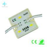 Módulo impermeable de 1.2W 3xsmd5730 LED con el Alto-Brillo 150lm para la muestra