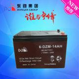 batteria al piombo sigillata VRLA di seta di stampa di 6-Evf-58 (12V58AH) Dongjin