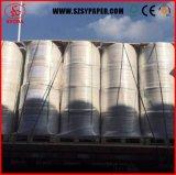 Papel termal por encargo del rodillo enorme de la calidad de China