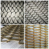 部屋ディバイダのパネルの網のための装飾的な金属スクリーンの網