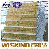 Rockwool, Felsen-Mineralwolle, Mineralwolle-Zwischenlage-Panel-Isolierung