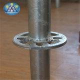 China Wedgelock Sistema Ringlock andamios para la Ronda edificio construido en Foshan