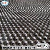 Лист металла высокого качества стальной декоративный Perforated