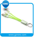 2 в 1 разноцветных USB-кабель передачи данных