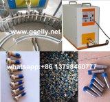 El calentamiento por inducción de la máquina para tornillos Nylok Spray calefacción