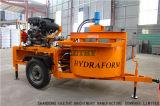 M7mi Super Máquinas máquina de tijolos de intertravamento de massa de argila