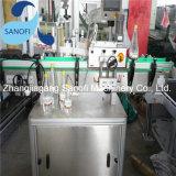 Двойная машина для прикрепления этикеток затира сторон/машина для прикрепления этикеток клея