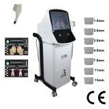 Spitzenverkaufenkorea-hohe Intensitäts-fokussierter Ultraschall Hifu für das Abnehmen der Maschinen-fetten Verkleinerung (hifu07)