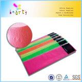 Het neon kleurt Crêpepapier