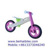 2017 hizo en China la bici de madera del balance de 12 cabritos de la pulgada
