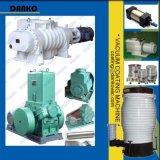 Vertikale Plastikverdampfung-Vakuumbeschichtung-Maschine