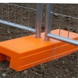 L'Australie standard comme 4687-2007 Site de Construction de clôtures temporaires galvanisé