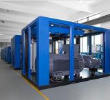 850 Cfm rotierender schraubenartiger Hochdruckluftverdichter für hölzerne Tabletten-Maschine
