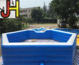 شعبيّة زرقاء قابل للنفخ [غغ] كرة حفرة لعبة