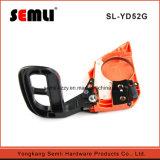 52cc Motor de gasolina sierra de cadena con precio favorable