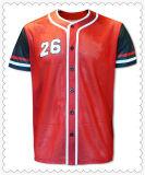 昇華衣類の印刷の野球ジャージー