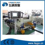 Machine d'extrusion de feuille de machine et de plastique de feuille de cuir de plancher de PVC