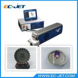 Laser del CO2 de la máquina de la marca del código de rotación para la botella del animal doméstico (EC-laser)