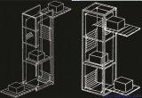 Het Werk Manafactures van het Frame van het Metaal van de Bouw van de Bouw van het staal