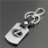 Keyrings de Lexus Keychain do tipo do logotipo do carro de metal