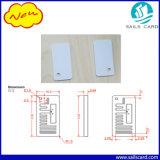 Printable joyas etiqueta RFID UHF de PVC para la joyería Inventario