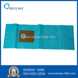 De blauwe Zakken van de Filter c-VAC voor de Stofzuigers van het Huishouden en van het Bureau