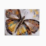 Ручная работа тяжелой нефти бабочка картины маслом на холсте для монтажа на стену оформление