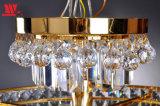 曇らされたガラス蓋が付いている水晶天井ランプ