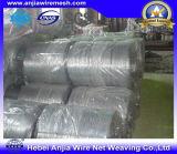 Électro bobine galvanisée à faible teneur en carbone de fil de fer