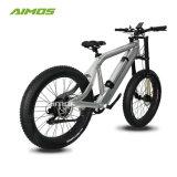 No hay grasa de la montaña de neumáticos plegable bicicleta eléctrica de 250W