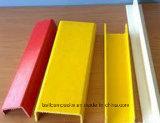 Profils des formes GRP des profils FRP de Pultruded de fibre de verre