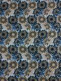 新しい方法女性ののためのGarment多彩な花の刺繍ポリエステルレースファブリック