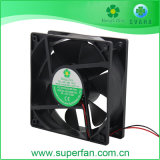 IP55, étanches IP68 du ventilateur de refroidissement CC sans balai avec une taille différente
