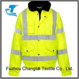 Куртка безопасности людей высоко отражательная напольная