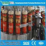 Máquina de rellenar carbónica automática de la poder de bebida del animal doméstico de la alta calidad