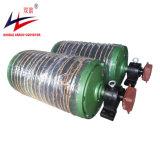 Motor eléctrico de transportador de correa Polea