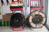 Soildの適用範囲が広い車輪が付いているコイルディスペンサー