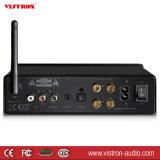 Venta caliente 100 vatios de Digitaces de amplificador de potencia profesional audio estéreo de alta fidelidad con Bluetooth y el amplificador audio de la visualización