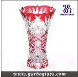 Vaso de vidro decorativo roxo (GB1508TY-1/P)