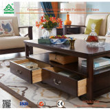 Таблица чая конструкции Antique цен древесины дуба деревянных продуктов для сбываний