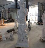 Il Godness delle quattro sculture del marmo della donna di stagioni