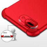 Cassa del telefono di grado TPU della pittura a olio 360 per il iPhone 8