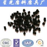 Zuilvormige Geactiveerde Koolstof voor de Behandeling van het Gas van de Industrie