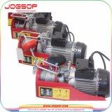300-600kg 12m, 220V, 50Hz, grua de corda elétrica do fio do PA 1-Phase mini, equipamento do guindaste, ferramenta de levantamento